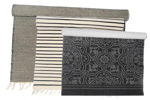 Teppiche aus Baumwolle